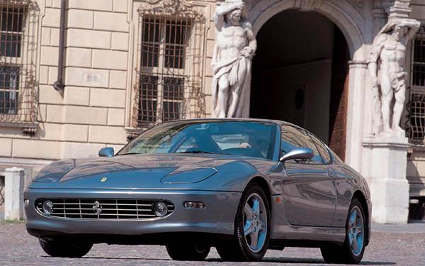 Фото Ferrari 456 GT Modificata