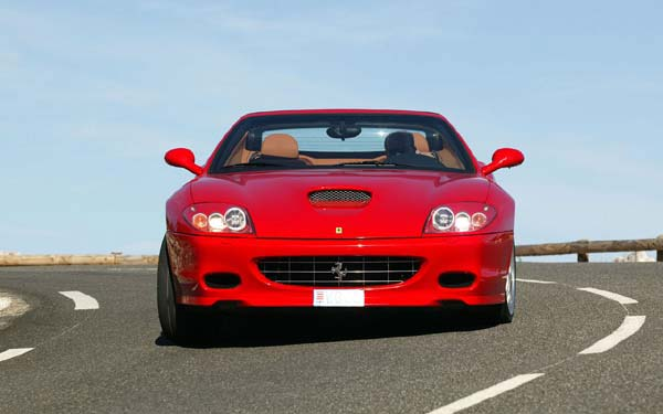 Фото Ferrari 575М Maranello Superamerica