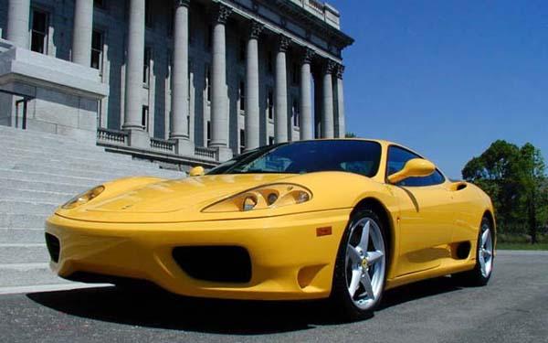 Фото Ferrari 360 Modena
