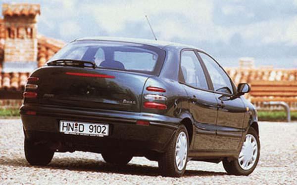 Фото FIAT Brava  (1995-2001)