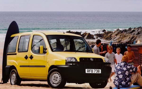 Фото FIAT Doblo  (2000-2004)
