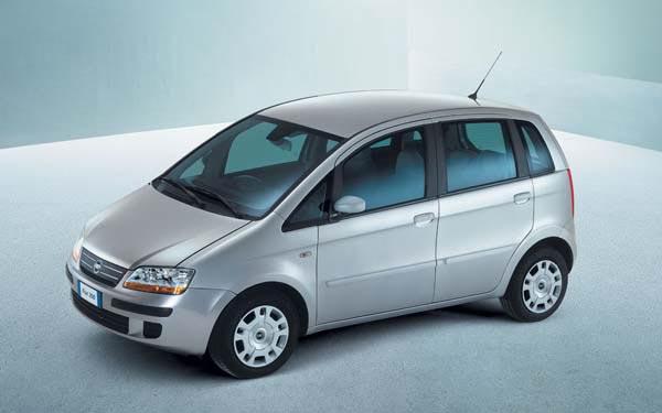 Фото FIAT Idea  (2004-2010)