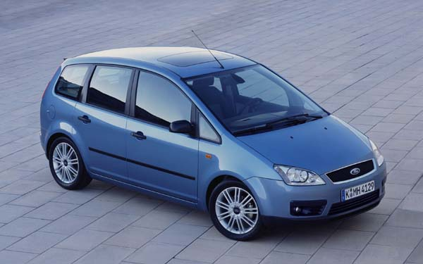 Фото Ford Focus C-Max  (2003-2007)