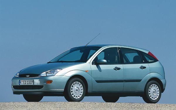 Фото Ford Focus  (1998-2005)