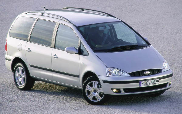 Фото Ford Galaxy  (1999-2006)