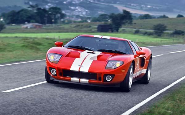 Фото Ford GT  (2003-2007)