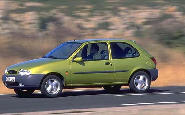 Фото Ford Fiesta 3-Door  (1995-1999)