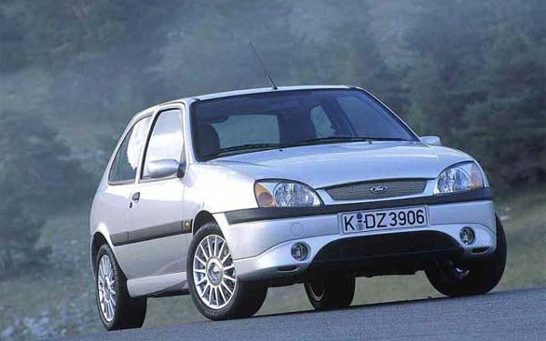Фото Ford Fiesta 3-Door  (1999-2001)