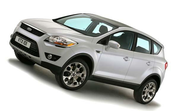 Фото Ford Kuga Concept