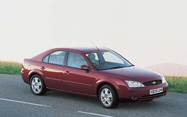Фото Ford Mondeo Hatchback  (2000-2005)