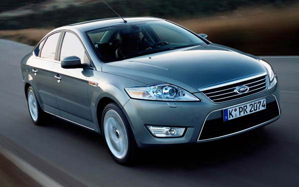 Фото Ford Mondeo  (2007-2010)