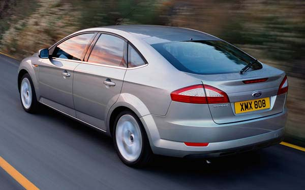 Фото Ford Mondeo Hatchback  (2007-2010)