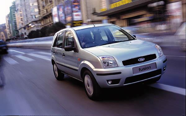Фото Ford Fusion