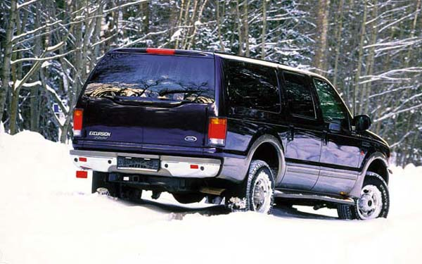 Фото Ford Excursion