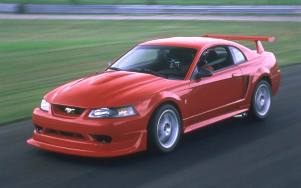 Фото Ford Mustang  (1998-2003)
