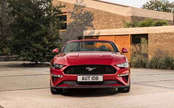 Фото Ford Mustang Convertible