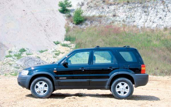 Фото Ford Maverick  (2000-2004)