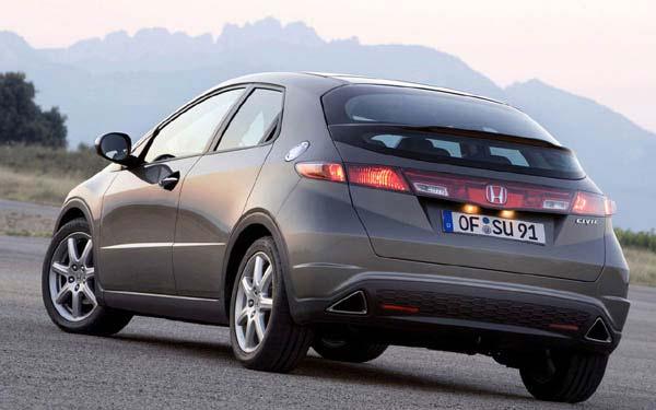Фото Honda Civic  (2005-2011)