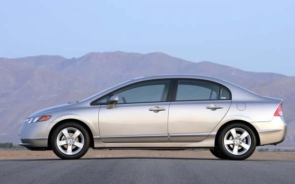 Хонда цивик седан фото
