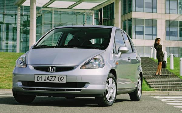 Фото Honda Jazz  (2002-2008)