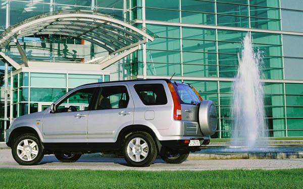 Фото Honda CR-V  (2002-2006)