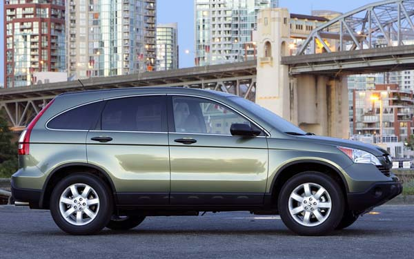 Фото Honda CR-V  (2007-2009)
