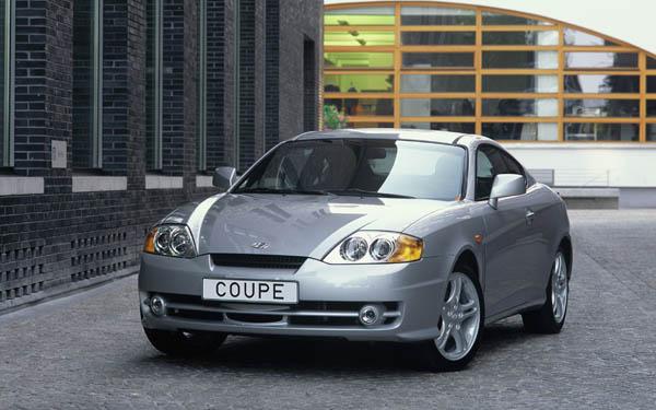 Фото Hyundai Coupe  (2002-2006)