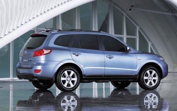 Фото Hyundai Santa Fe  (2006-2009)