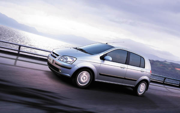 Фото Hyundai Getz  (2002-2005)