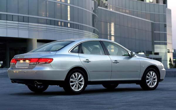 Фото Hyundai Grandeur  (2005-2010)