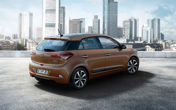 Фото Hyundai i20 (2014-2018)