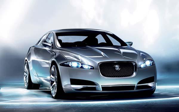 Фото Jaguar C-XF Concept