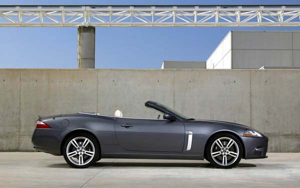 Фото Jaguar XKR Convertible  (2006-2009)