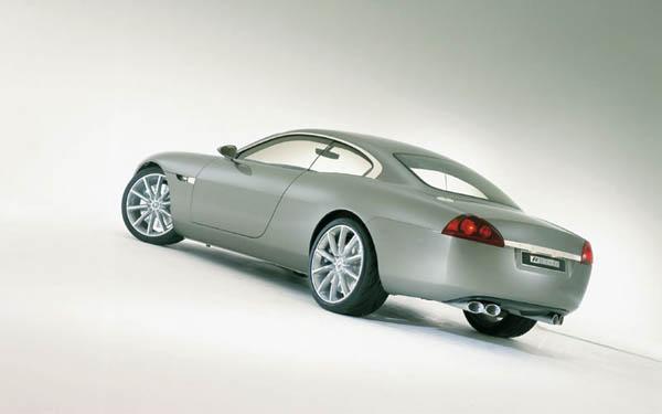 Фото Jaguar R-Coupe