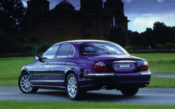 Фото Jaguar S-Type