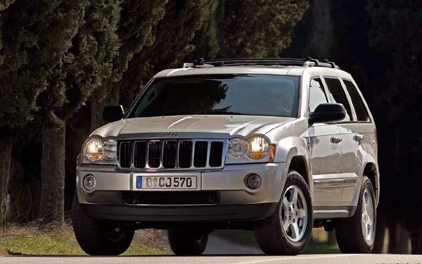 Фото Jeep Grand Cherokee  (2005-2009)