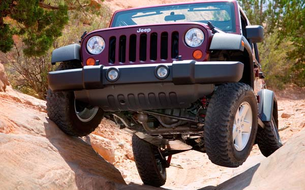Фото Jeep Wrangler Unlimited