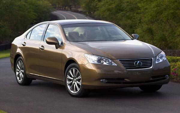 Фото Lexus ES  (2006-2012)