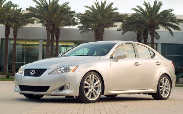 Фото Lexus IS  (2006-2009)