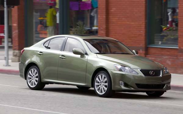 Фото Lexus IS  (2006-2009)