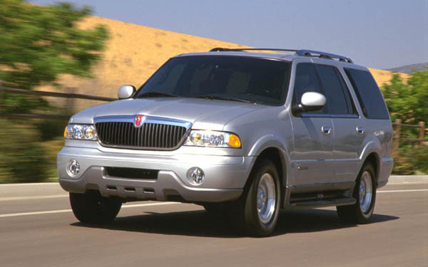 Фото Lincoln Navigator  (1997-2002)