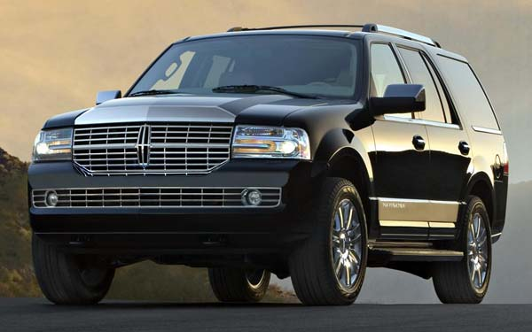 Фото Lincoln Navigator  (2007-2014)