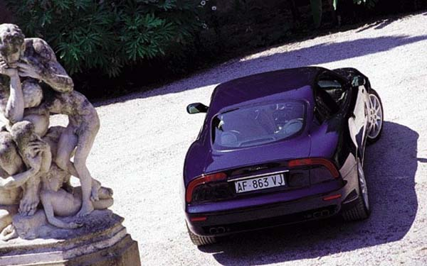 Фото Maserati 3200GT