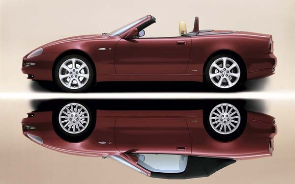 Фото Maserati Spyder