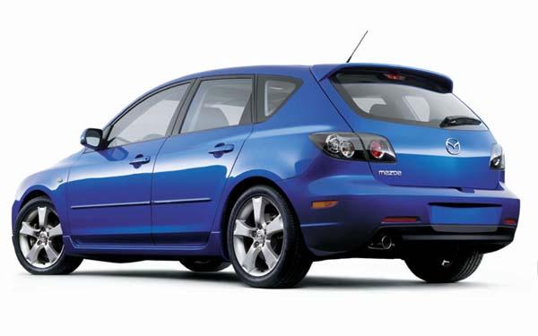 Фото Mazda 3  (2004-2008)