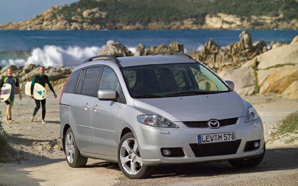 Фото Mazda 5  (2005-2007)