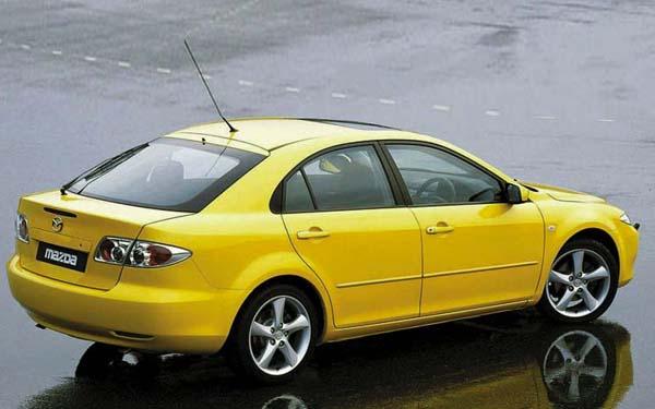 Фото Mazda 6  (2002-2005)