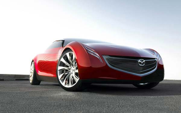 Фото Mazda Ryuga Concept