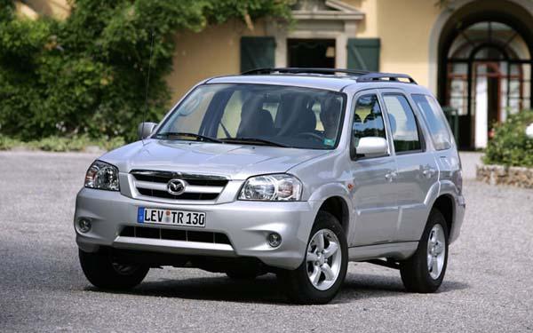 Фото Mazda Tribute  (2004-2007)