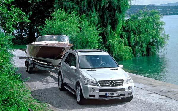 Фото Mercedes GL  (2006-2012)